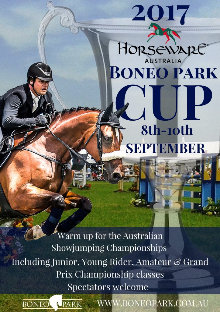 Boneo Cup Poster