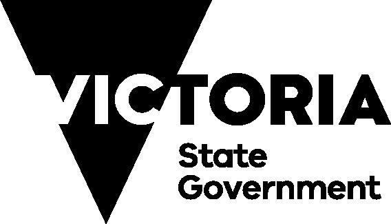 Victoria State Gov logo black rgb