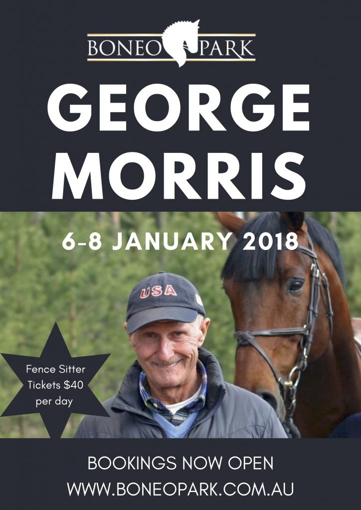 2018 GEORGE MORRIS CLINIC 1