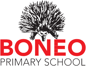 LOGO-1 Boneo Primary School